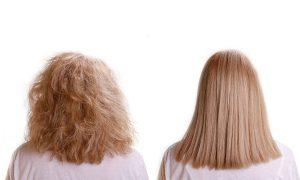 Кератиновое выпрямление волос Херсон