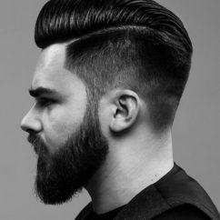Мужская стрижка бороды